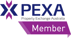 PEXA Member Badge